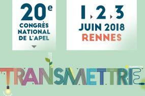 Participer au 20e Congrès Apel de Rennes