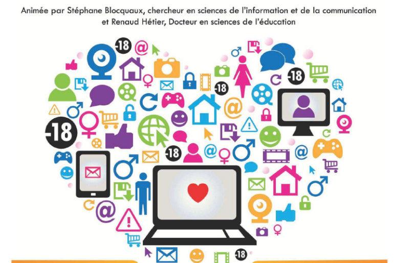 Conférence-débat «Les jeunes et internet : Amour, sexe et pixel»