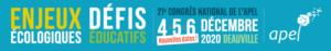 Congrès national Apel @ DEAUVILLE - CID