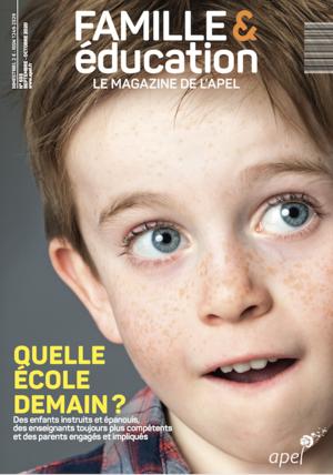 Le mag Famille Education