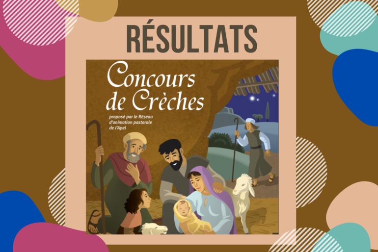 Résultats Concours de crèches